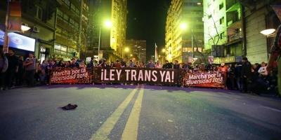 """El Senado votará ley sobre derechos para personas """"trans"""""""