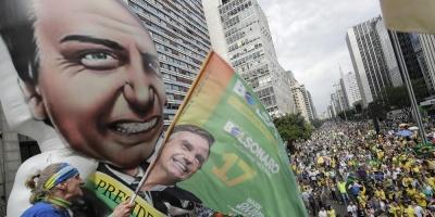 Un nuevo sondeo confirma el favoritismo del ultraderechista Jair Bolsonaro
