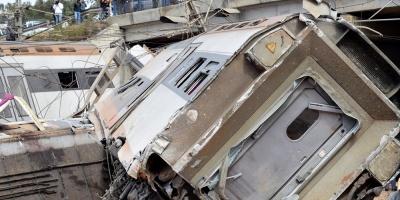 Al menos 6 muertos y 72 heridos al descarrilar tren de pasajeros en Marruecos