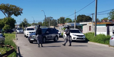 Un total de 13 personas detenidas tras operativo en Villa Española