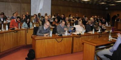Caja Militar: Bancada del FA resolvió votar el proyecto como lo acordó con el Ejecutivo