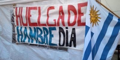Trabajadores del gas inician huelga de hambre en plaza Independencia