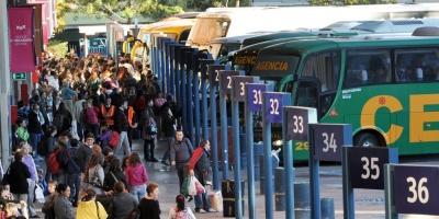 El viernes habrá paralización en transporte interdepartamental