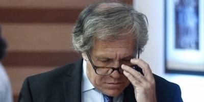 Almagro dice que OEA podría tomar medidas contra Nicaragua si sigue represión