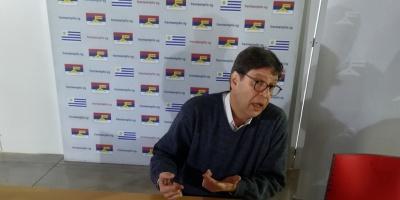 Presidente del FA mostró su molestia con integrantes de la lista 711 de Raúl Sendic