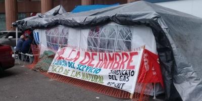 Reunión entre Petrobras y legisladores del Frente Amplio
