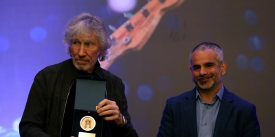 Ex líder de Pink Floyd, Roger Waters fue declarado visitante ilustre de Montevideo
