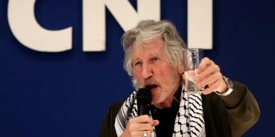 """Waters afirma que Israel """"no va a parar hasta eliminar al último palestino"""""""