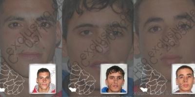 Buscan a tres peligrosos reclusos que se fugaron de la cárcel de Colonia