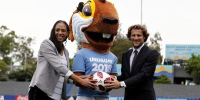 Uruguay debuta en Mundial femenino sub 17