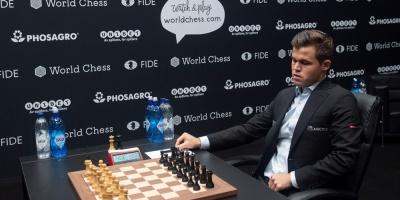 Carlsen empata con Caruana en la tercera