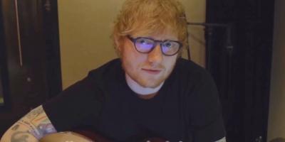 """Ed Sheeran anuncia que su próximo disco de estudio no saldrá """"antes de 2020"""""""
