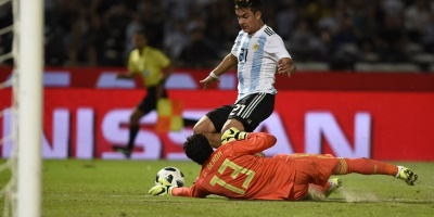 Argentina se impone a México
