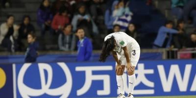 Uruguay eliminado del Mundial femenino sub 17