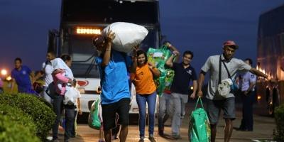 """Delegación de la OEA califica de """"triste"""" la crisis migratoria venezolana"""