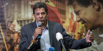Abren juicio por corrupción contra Haddad, candidato que sustituyó a Lula