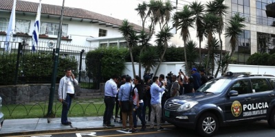 """Perú dice a Uruguay no existe persecución """"de ningún tipo"""" contra Alan García"""