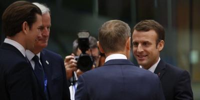 """Comienza la cumbre para que los Veintisiete den su apoyo al acuerdo """"brexit"""""""