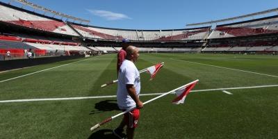 Libertadores: Conmebol convoca a ambos presidentes el martes en Asunción para decidir fecha