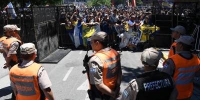 Liberan a los 30 detenidos por los disturbios de antes de la final River-Boca