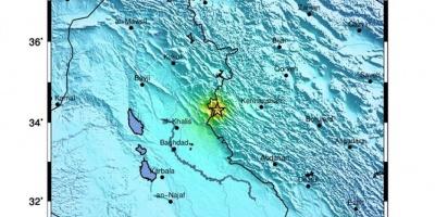 Aumenta a 700 la cifra de heridos en el fuerte terremoto de Irán