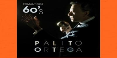 """Palito Ortega lanza su nuevo álbum """"Románticos 60´s"""""""