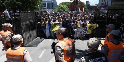 Allanan el Monumental tras hechos de violencia en el River-Boca del sábado