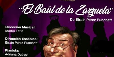 """""""El Baúl de la Zarzuela"""" cierra exitosa temporada en Espacio Teatro """"La Colmena"""""""