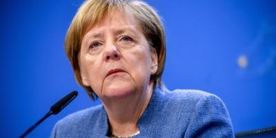 Merkel pide a Putin distensión y diálogo en conflicto con Ucrania