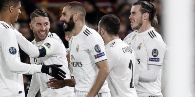 Bayern, Ajax, Real Madrid, Roma, Juventus y los Manchester United y City a octavos de final de la Liga de Campeones