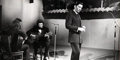 Rescatan archivo audiovisual de Alfredo Zitarrosa