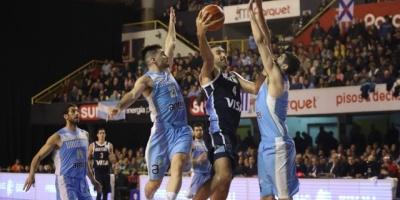 Uruguay debuta en el Antel Arena pensando en el mundial de China