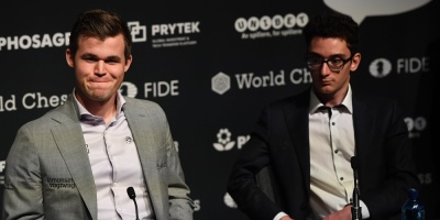 Magnus Carlsen retuvo el título mundial de ajedrez
