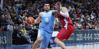 Uruguay derrota a Puerto Rico y da un paso hacia el Mundial de China