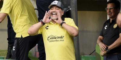 """Diego Maradona, contra la Conmebol: """"Son la lacra del fútbol"""""""