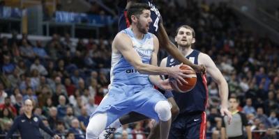Uruguay cayó ante EEUU pero mantiene opciones de clasificarse al Mundial de China