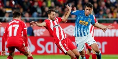 España: Stuani sigue liderando la tabla de goleadores