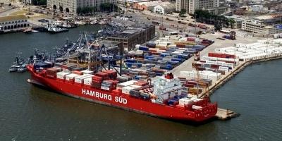 Exportación uruguaya baja 9,8% en noviembre y suma 711 millones de dólares