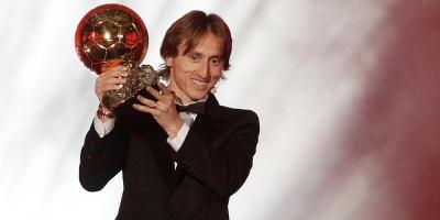"""Prensa croata califica a Luka Modric como el """"mejor de los mejores"""""""