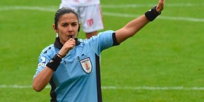 Claudia Umpiérrez designada por FIFA para Mundial femenino