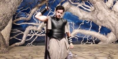 Actor uruguayo participa en la ópera del Teatro Colón en Buenos Aires