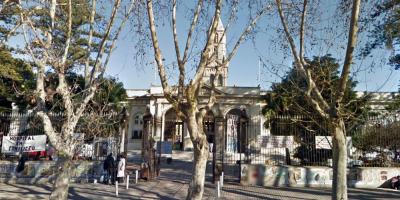 Un paciente grave y cuatros funcionarios afectados tras incendio en el Hospital Vilardebó