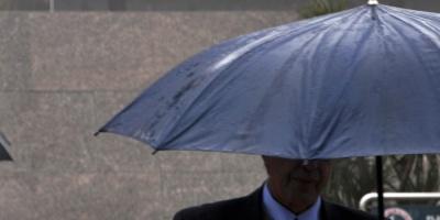 Emiten alerta naranja por tormentas y lluvias para el Litoral Oeste y parte del Centro Sur