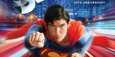 """""""Superman"""" de 1978 vuelve al cine para celebrar su 40º aniversario"""