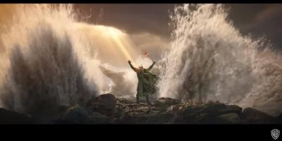Anuncian el estreno de Aquaman