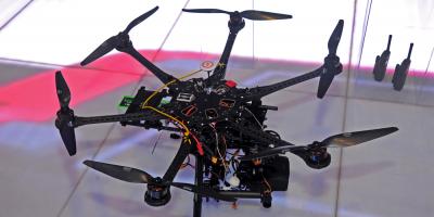 El Gobierno británico aprueba sistemas de detención de drones