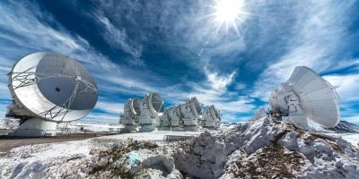 Descubren desde Chile huellas de planetas en formación