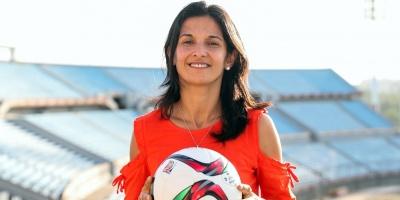 Claudia Umpiérrez se prepara para un nuevo Mundial