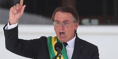 Una ola de vandalismo pone a prueba las políticas de seguridad de Bolsonaro