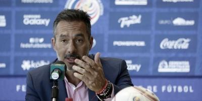 Matosas promete unidad para llevar a Costa Rica a Catar